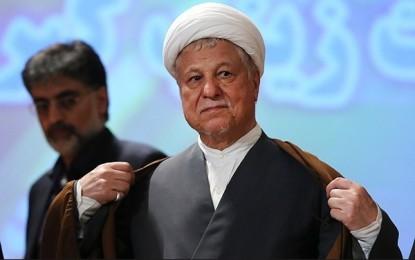 هاشمی رفسنجانی در امیرکبیر