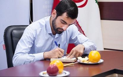 سخنان دبیر دفتر تحکیم وحدت در بیت رهبری