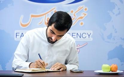 مصاحبه دبیر دفتر تحکیم وحدت – مسببان امضای «FATF» باید مجازات و بیآبرو شوند
