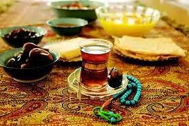 افطاری انجمن اسلامی دانشجویان در سال ۹۷